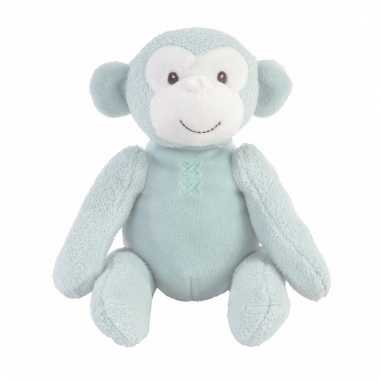 Baby apen knuffel marlo speelgoed