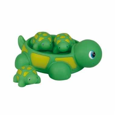 Baby badspeeltjes schildpad speelgoed