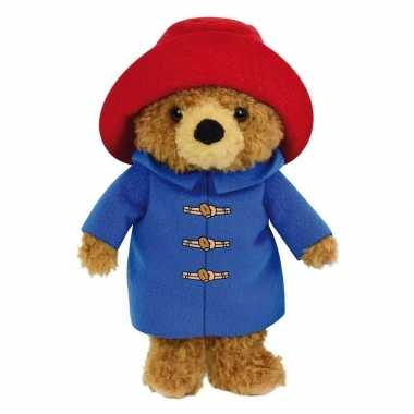 Baby bosdieren cartoon knuffels beer paddington bruin speelgoed