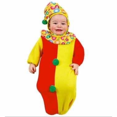 Baby clowns pakje speelgoed