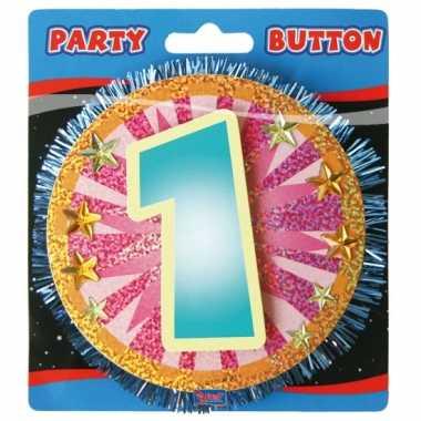 Baby  D button jaar speelgoed
