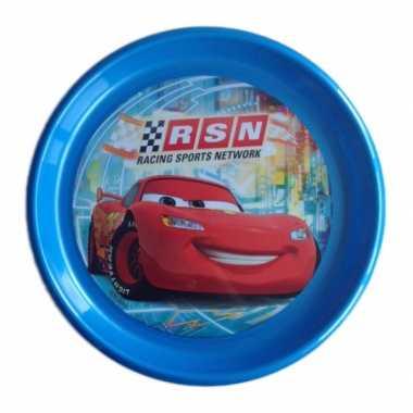 Baby disney cars ontbijtset bord speelgoed
