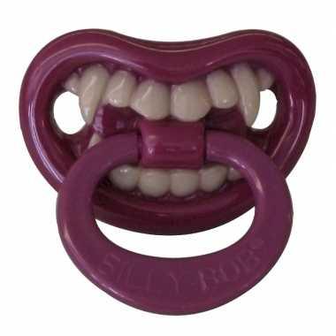 Baby  Dracula tanden spenen speelgoed