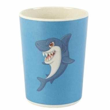 Baby drinkbekertje haai speelgoed