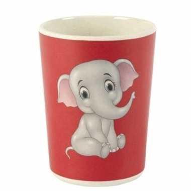 Baby drinkbekertje olifant speelgoed