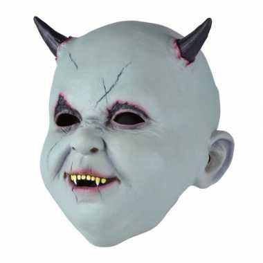 Baby duivel maskers speen speelgoed