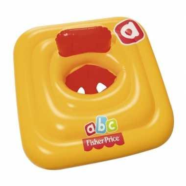 Baby float opblaasbaar vierkant cm speelgoed