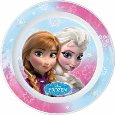 Baby  Frozen ontbijtset bord speelgoed
