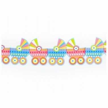 Baby geboorte slinger kinderwagens m speelgoed