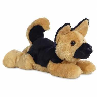 Baby honden dieren knuffels duitse herder speelgoed