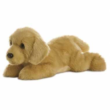 Baby honden dieren knuffels labrador speelgoed