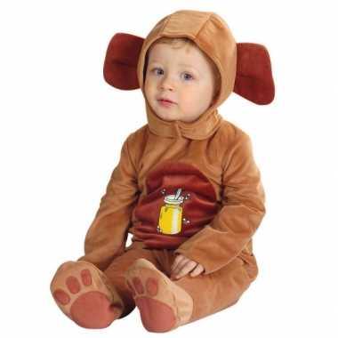Baby kleding beer speelgoed