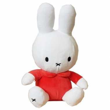 Baby knuffels nijntje wit speelgoed