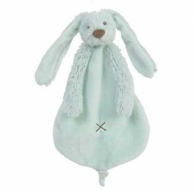 Baby konijnen knuffeldoekje richie speelgoed