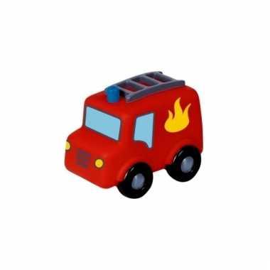 Baby led waaklampje brandweerauto speelgoed