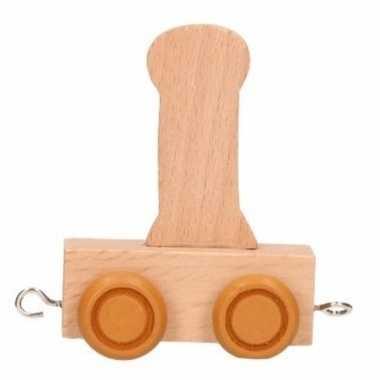 Baby  Letter speelgoed treintje I