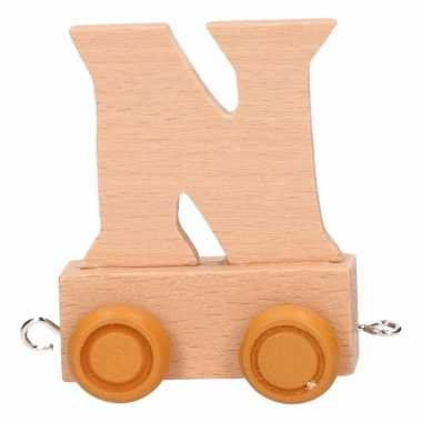 Baby  Letter speelgoed treintje N