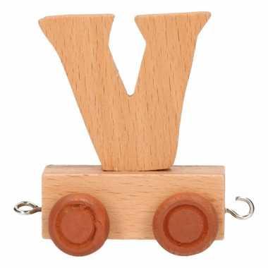 Baby  Letter speelgoed treintje V