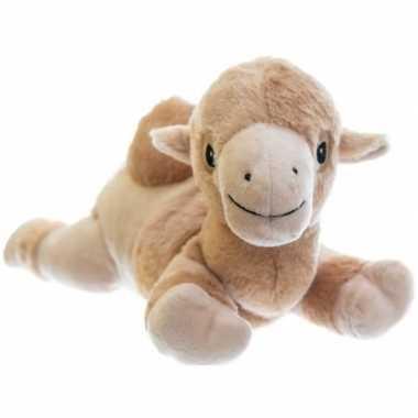 Baby magnetron kameel knuffeldier speelgoed