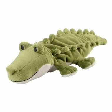 Baby magnetron krokodil knuffeldier speelgoed