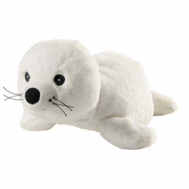 Baby magnetron zeehond knuffeldier speelgoed