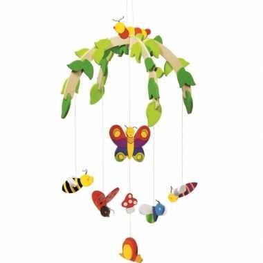 Baby mobiel insecten speelgoed