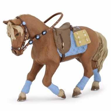 Baby plastic jonge ruiter paard speelgoed