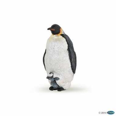 Baby  Plastic keizer pinguin speelgoed