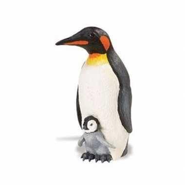 Baby plastic keizerspinguin speelgoed
