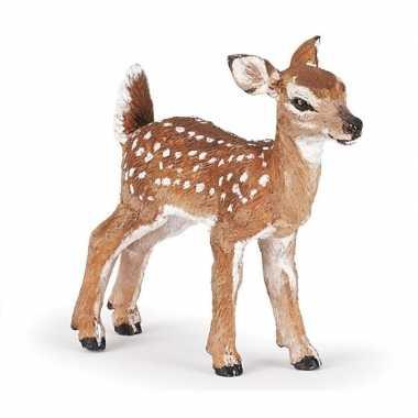 Baby plastic speelgoed figuur ree hertje ,