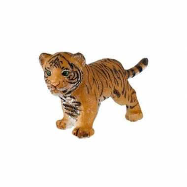 Baby plastic tijger welpje , speelgoed