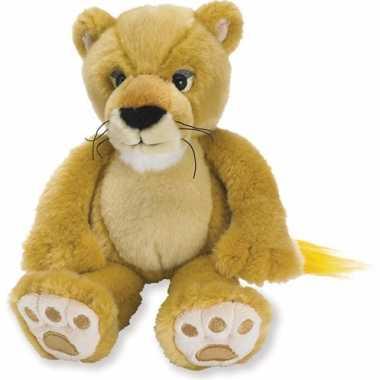 Baby  Pluche leeuwen knuffel speelgoed