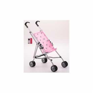 Baby poppen kinderwagen speelgoed