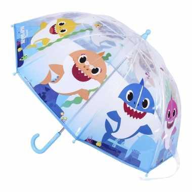Baby shark kinderparaplu jongens meisjes speelgoed