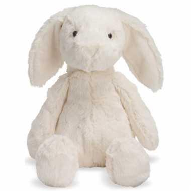 Baby speelgoed knuffels konijn wit