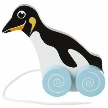 Baby  Speelgoed pinguin trekdier