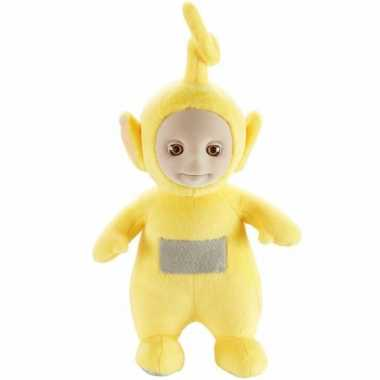 Baby teletubbies pluche knuffel laa laa speelgoed