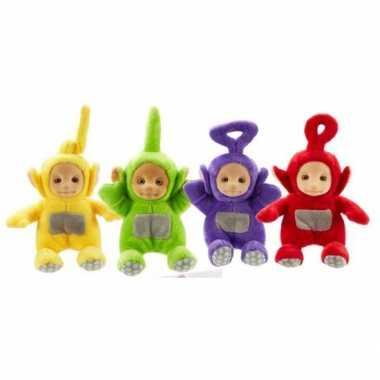 Baby teletubbies pluche knuffel po speelgoed