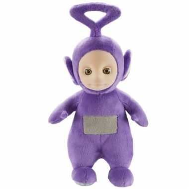Baby teletubbies pluche knuffel tinky winky speelgoed