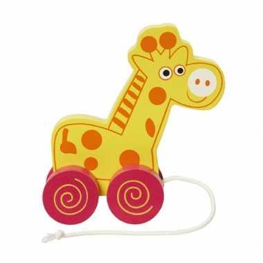 Baby  Trekdieren giraffeen speelgoed