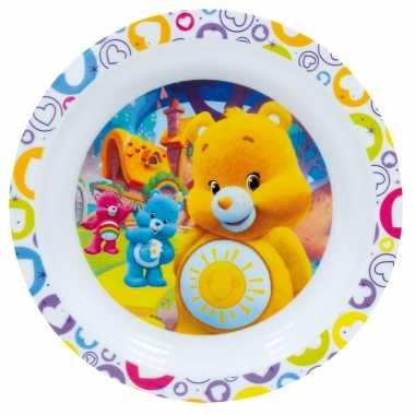 Baby troetelbeertjes ontbijtset bord speelgoed
