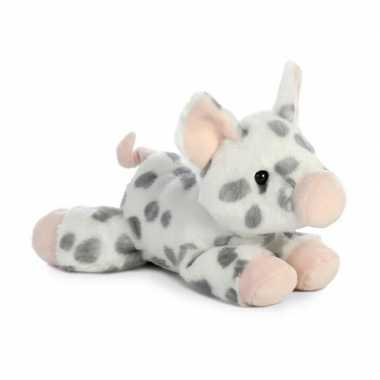 Baby varkens boerderijdieren knuffels varken/big speelgoed