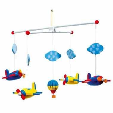 Baby  Vliegtuigen hangdecoratie kinderkamer speelgoed