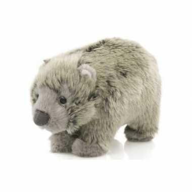 Baby wombat knuffel speelgoed