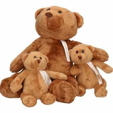 Baby x happy horse knuffel beren boris speelgoed