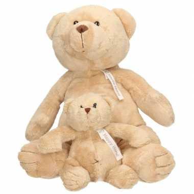 Baby x happy horse knuffel beren buster speelgoed