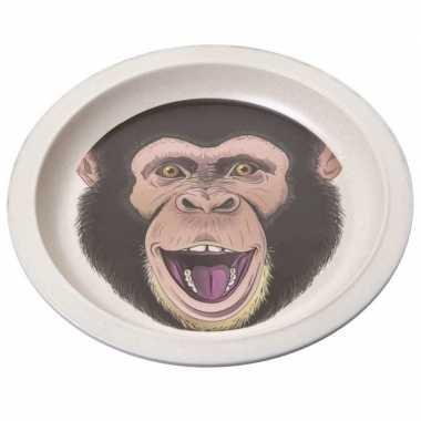 Babybordje chimpansee aap speelgoed