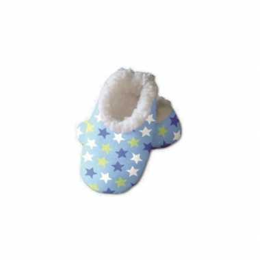 Babykado pantoffels jongens speelgoed