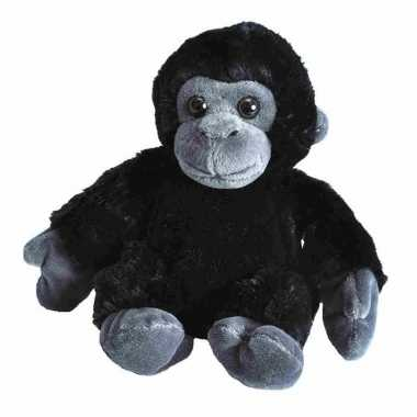 Pluche baby gorilla aap knuffel speelgoed