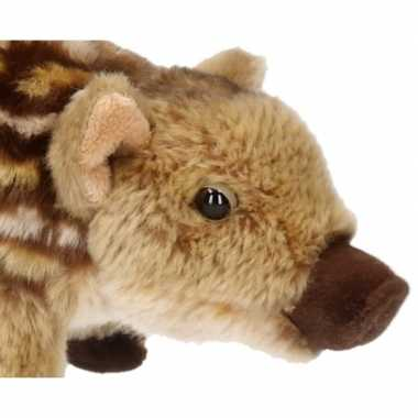 Pluche baby zwijn knuffel speelgoed